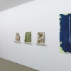 """Installation view, """"Precious Burns""""<br> Playstation, Galerie Fons Welters, Amsterdam<br> Oct. 19 - Nov. 23, 2013"""