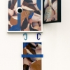Kate Steciw<br> <i>Configuration #017</i>, 2014<br> C-prints, mixed media<br> 45 x 29.5 inches (114 x 75 cm)<br>