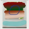 Trudy Benson<br><i>Painting After Painting 2</i>, 2013<br> Archival pigment print<br> 16 x 14 inches (40.64 x 35.56 cm)<br><br>Photo credit: Mark Woods