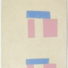 Sadie Benning<br> <i>Untitled</i>, 2012<br> Colored Pencil on Reeves Paper<br> 11 x 8 inches
